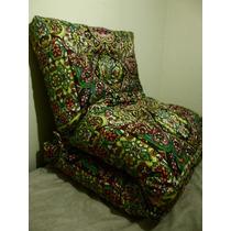 Sofá-cama Futon Dobrável Em S , Para Pallets. Sob Medida.!