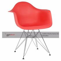 Cadeira Charles Eames Dar Em Pp Promoção 12x S/ Juros