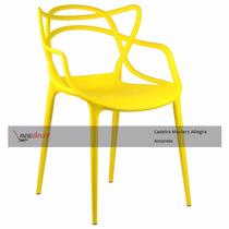Cadeira Masters Allegra Em Pp Super Promoção 12x S/ Juros