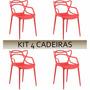 Cadeira Masters Allegra Em Pp Kit 4 Cadeiras Ana Maria Braga