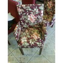 Cadeiras Estofadas Direto De Fabrica Rk Cadeiras
