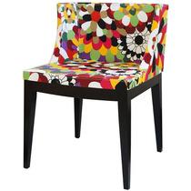 Cadeira Mademoiselle Em Policarbonato Ou Madeira