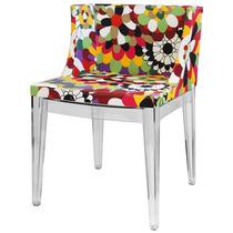 Cadeira Mademosele Transparente - Opção: Cadeira Em Acrílico