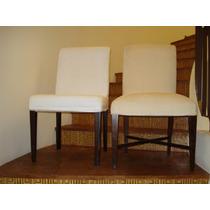 Cadeiras Estofadas-capas Grátis-confortáveis-bonitas-moderna