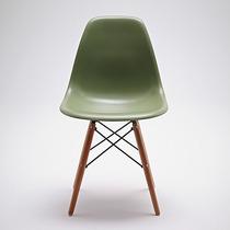 Cadeira Dar Sem Braço - Charles E Ray Eames - Dfsw Artesia