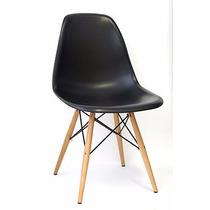 Cadeira Dkr - Pés De Madeiras - Várias Cores