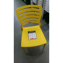 Cadeira Tramontina Sofia Polip.