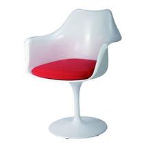 Cadeira Abs Giratória Base De Alumínio - Mleva Shop