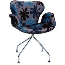 Cadeira Sala Decoração Design Pés Palito Tulipa Swan Egg