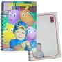 Caderno De Mensagem Personalizado 20 X 30