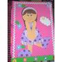Cadernos Personalizados Em Eva