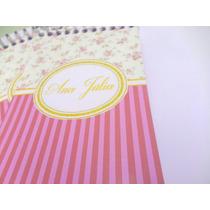 Lembrancinha Maternidade - Bloquinho C/ Lápis 50 Kits
