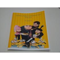 30 Revistas De Colorir Personalizadas