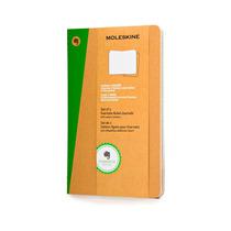 Caderno Moleskine Evernote Original Kraft G Paut Kit2 3920