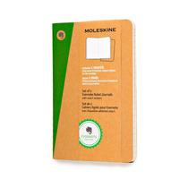 Caderno Moleskine Evernote Original De Bolso Paut Kit2 3906