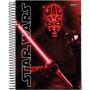 Caderno Star Wars 10 Matérias 200fl Universitário Capa 3