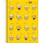 Caderno Simpons 10 Materias