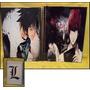 Caderno De Anime Deat Note Novo- 10 Materias - 200 Folhas