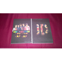 Caderno One Direction 15 Materias