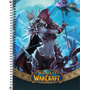Combo 3 Caderno Tilibra Warcraft 10 Materias 200 Folhas