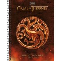Caderno Espiral Tilibra 1 Matéria 96 Folhas Game Of Thrones