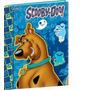 Caderno Brochura Scooby Doo 96 Folhas Capa Dura Jandaia - Ca