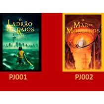 Percy Jackson- Caderno 20 Matérias