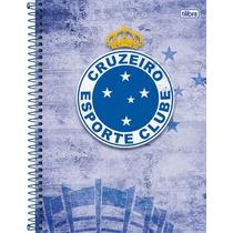 Caderno Universitário Cruzeiro 2016 10 Matérias 200f Tilibra