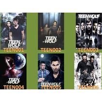Teen Wolf- Caderno 10 Matérias