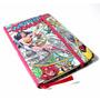 Caderneta Estilo Moleskini Lisa Mulher Maravilha - Dc Comics