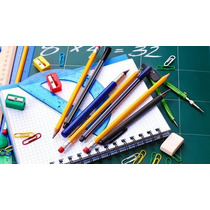 Faça Sua Lista De Material Escolar