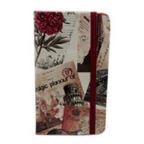 Caderno / Bloco De Anotações - Sketchbook - 15x9cm