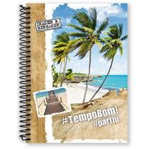 Caderno Univ.capa Dura 20 Mat. 400 Folhas Imagem & Mensagem