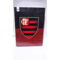 Caderno Brochurão 96 Fls Flamengo Tilibra Pacotes C/5 Unid.