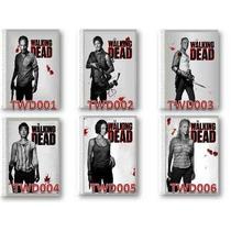 Caderno The Walking Dead 1 Materia