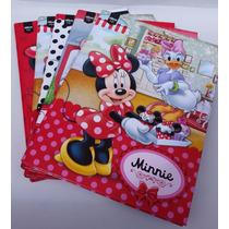 Caderno Brochurao 96 Folhas Minne Tilibra Pacote C/5 Und.