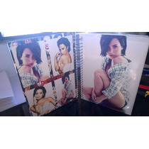Demi Lovato Caderno 1 Materia Agenda 2016 Chaveiro Adesivos