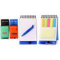 Kit 30 Bloco De Anotações +caneta, Capa Personalizado 1 Cor