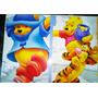 Divisorias De Fichario Turma Pooh Neve Disney