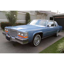 Cadillac Coupe De Ville 1980 Com 25.000 Milhas Originais
