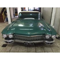 Cadillac 1960 Coupe Deville Placa Preta