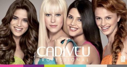 Cadiveu Kit Home Care Plastica Dos Fios 4 Itens + Sacola