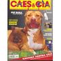 Cães & Cia Nº 249 Pit Bull Chow Chow Com Poster Cães E Cia