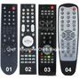 Controle Remoto Tv Lcd Led Semp Toshiba Lc3246 Ct6420 Etc.