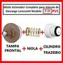 Reparo Miolo Completo Valvula Descarga Lorenzetti P20 Pvc