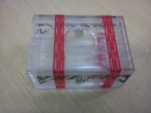 Caixa Mágica Abra Se For Capaz Transparente