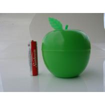 Kit 10 Pote Maça Verde Festa Sininho Tinker Bell Lembrancinh