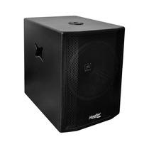 Sub Woofer Grave Ativo Master Audio Falante 18 Jbl Gwa-600 W