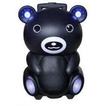 Caixa Amplificada Panda Usb Mp3 Bateria Rec. Mic. Rod