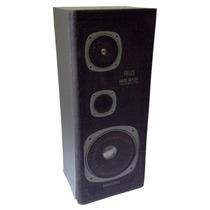 Caixa Acústica De Som Philips Modelo Fb125 Usada Funcionando
